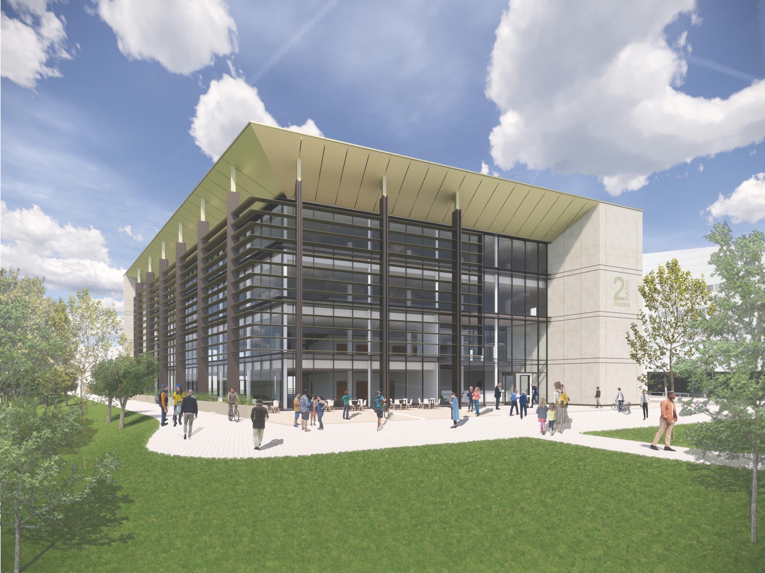 WMCA invests in regeneration of Longbridge car plant